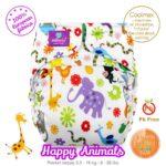 Milovia Happy Animals Coolmax