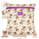 Milovia Wetbag Cute Teddy