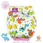 Milovia Cover Cool Dinos