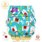 Milovia Cover Fluffy Alpaca