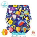 Milovia Cover Juicy Fruits