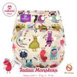 Milovia Cover Tadaa Monsters