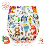 Milovia Cover Tipi Friends tg. S